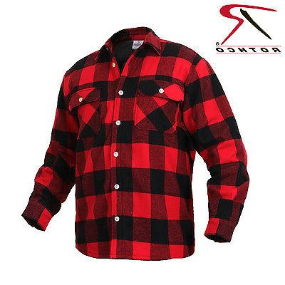 Rothco Flannel - Plaid