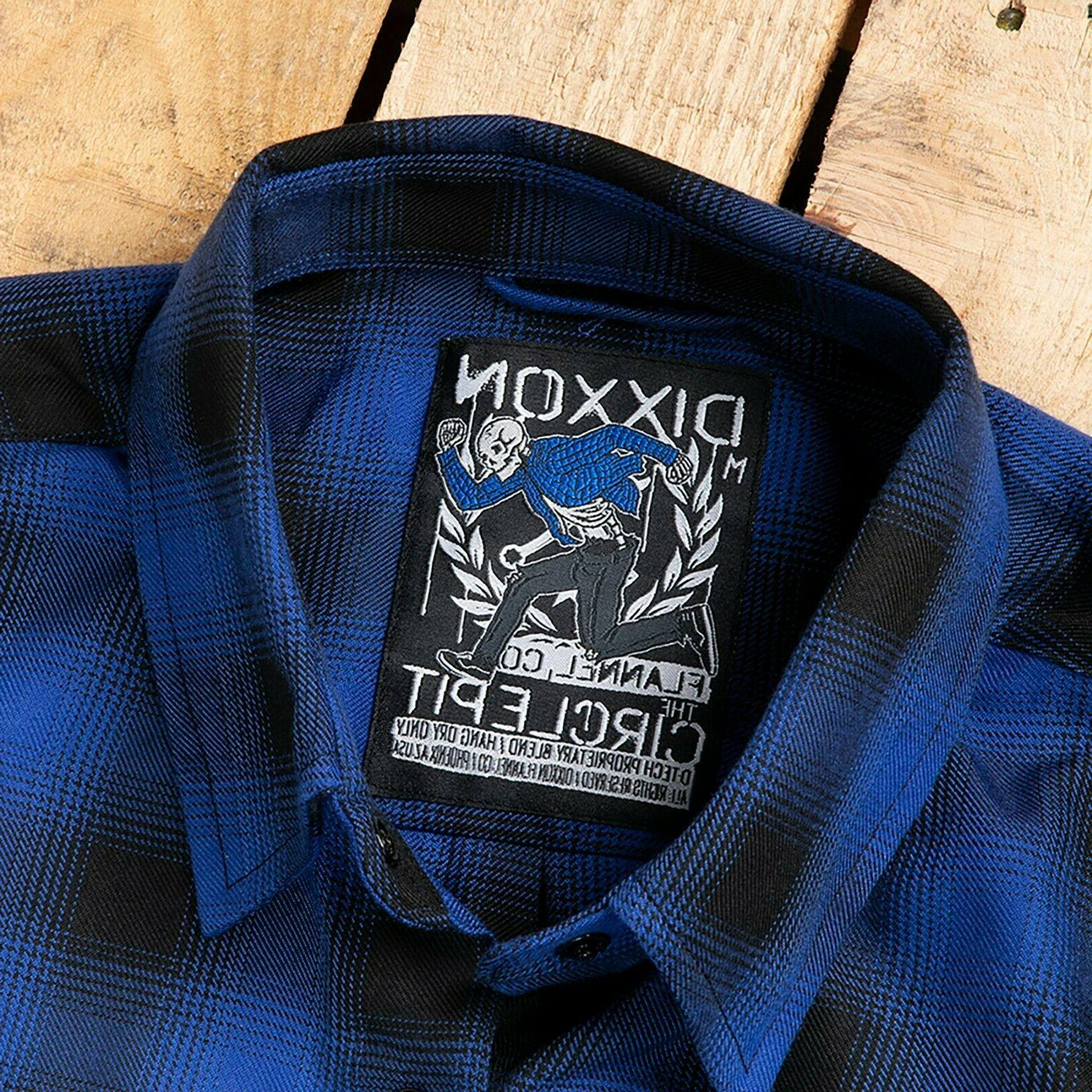 3xl circle pit mens flannel sold out