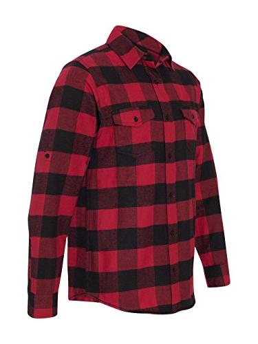Burnside Flannel X-Large /