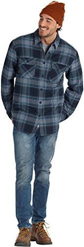 Burton Brighton Flannel Top, Plaid,