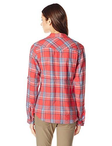 Columbia Sportswear Women's Beadhead Flannel Long