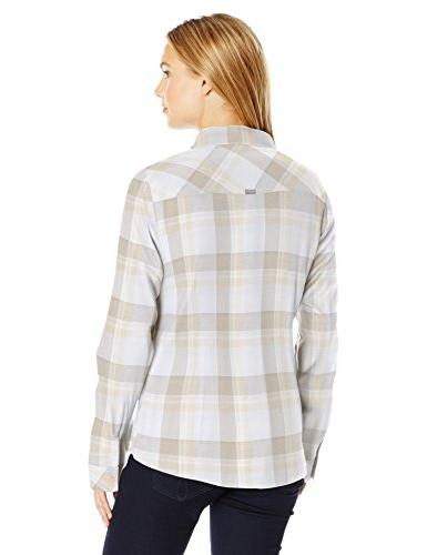 Columbia Women's Ii Flannel Shirt, Open Plaid,