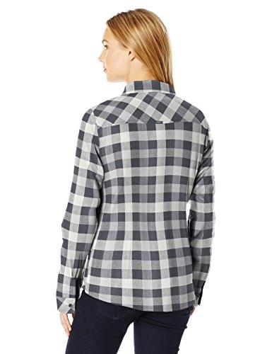 Ii Flannel Shirt, Shark Check, L