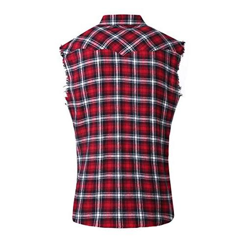 NUTEXROL Plaid Shirt Plus