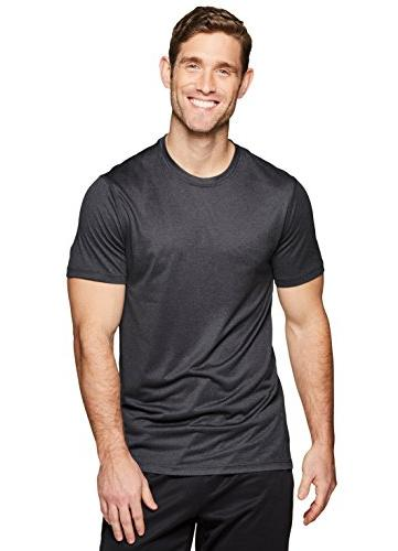 RBX Active Men's Workout Gym Workout Athletic Short Sleeve T