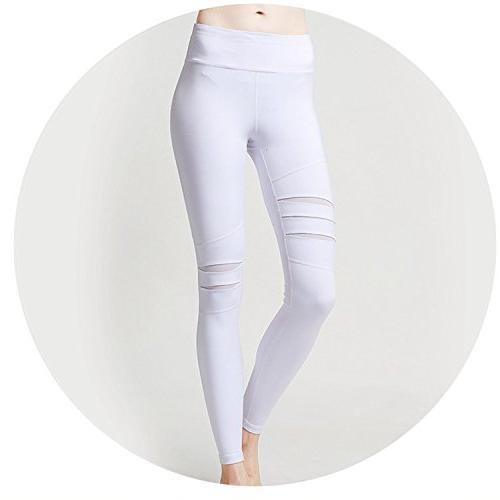 Summer-lavender Yoga Clothes Female Hole mesh Training Breat