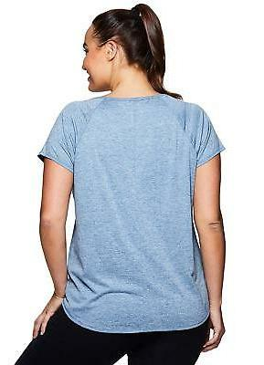 RBX Plus Size Printed Shirt