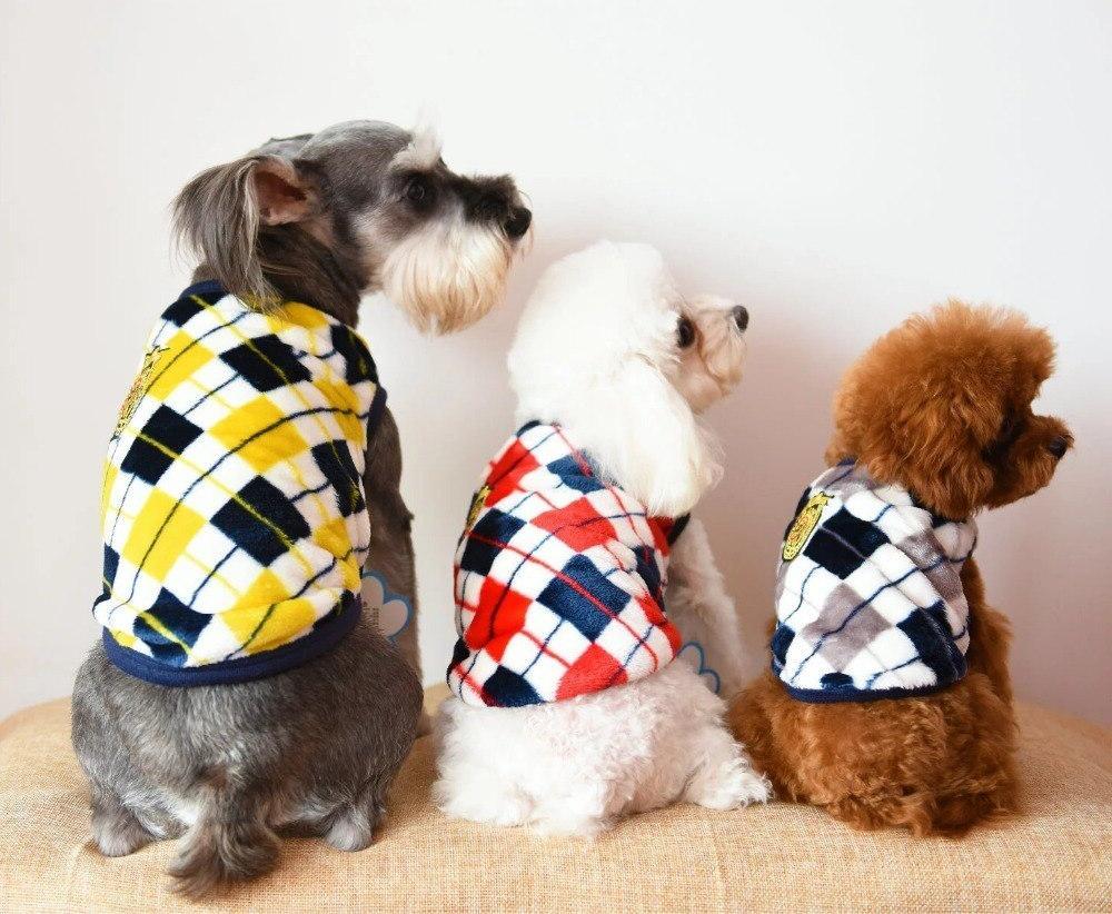 Autumn Dog Pet Pet Cat <font><b>Shirt</b></font> Pet Medium Large Pet <font><b>XS</b></font>~6XL