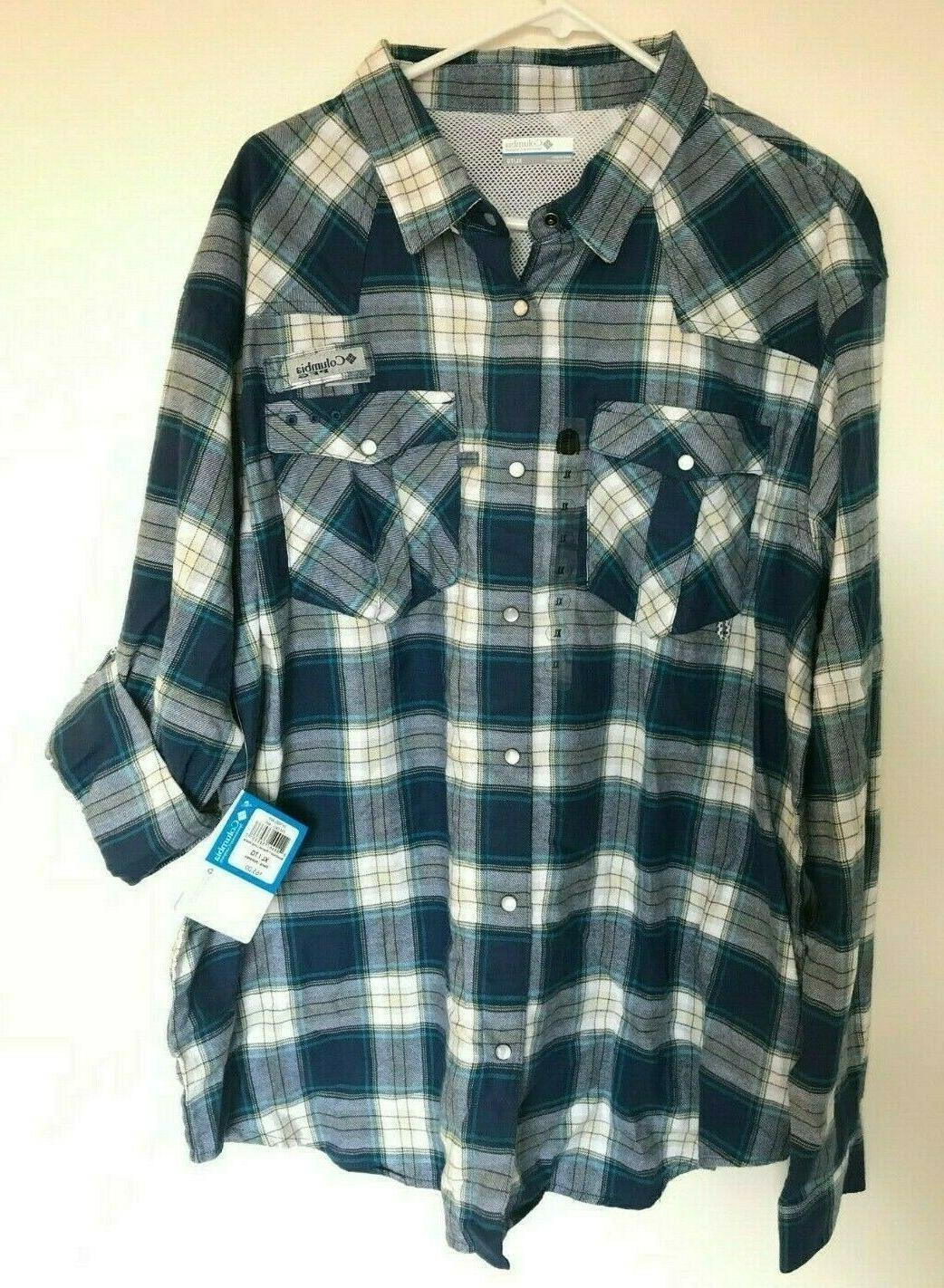 Columbia Sleeve Mens Size X Large