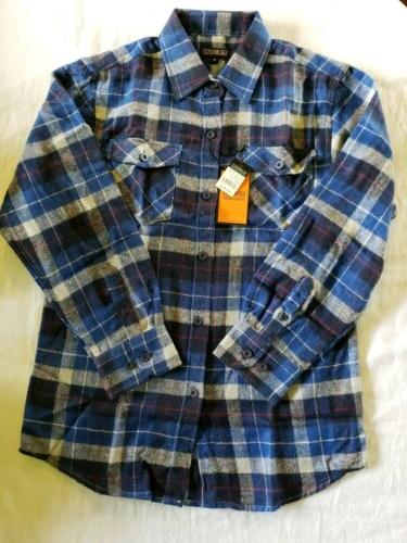 boy s size 12 long sleeve plaid
