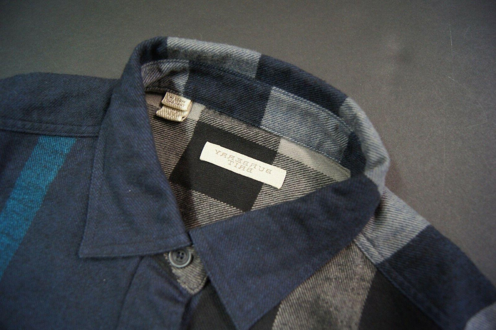 BURBERRY BRIT Check Shirts
