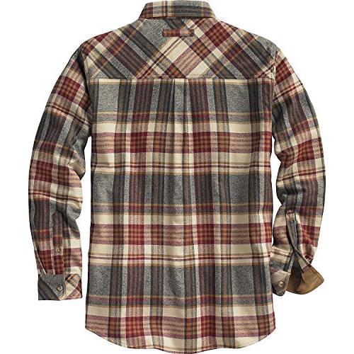 Legendary Whitetails Buck Flannels
