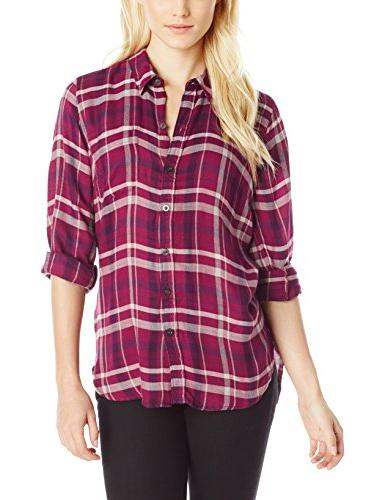 Lucky Brand Bungalow Flannel Shirt,