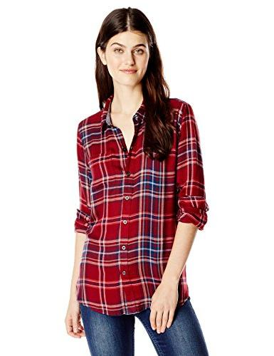 bungalow flannel shirt