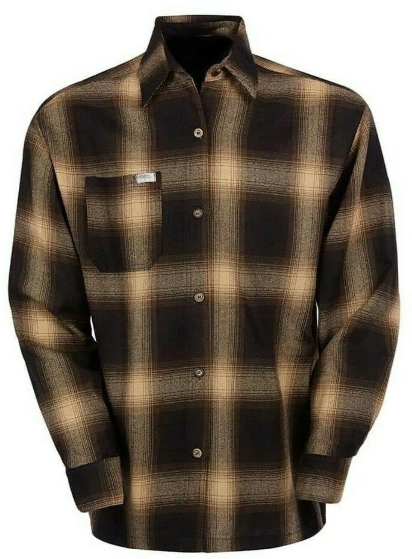 caltop brown ombre shirt old school og