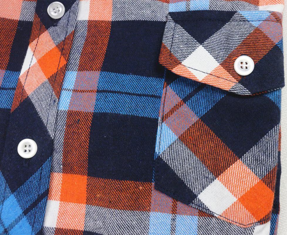 JIANGYIXUAN Lapel <font><b>Flannel</b></font> Sleeve Tops Blouse free shipping