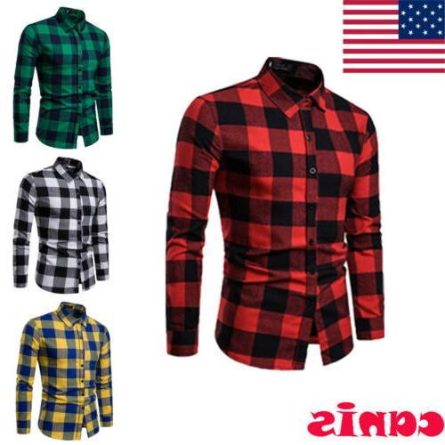 Classic Shirts Flannel Tops