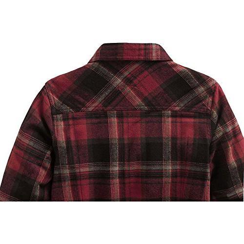 Legendary Escape Flannel Plaid Large
