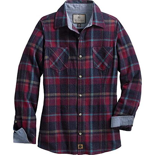 cottage escape flannels