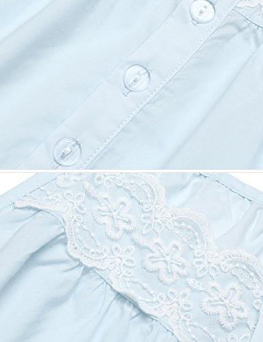 Nightgowns Crochet Pajama Dress