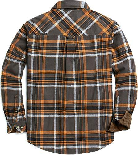 CQR Long Sleeved Button-Up 100% Brushed HOF110