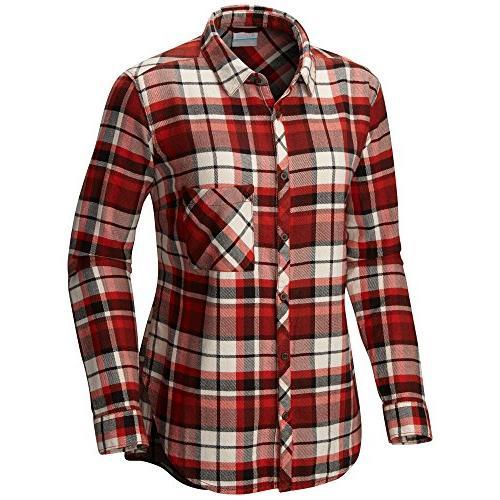 deschutes river flannel shirt