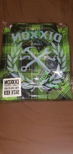 Dixxon Creature 3xl xxxl NIB