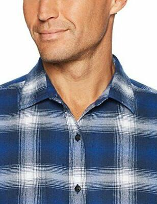 Essentials Men's Regular-Fit Plaid