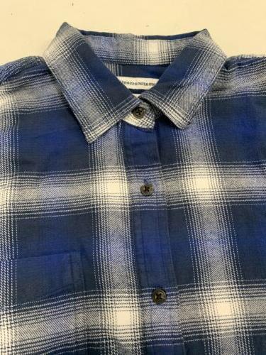 Amazon Long-Sleeve Flannel Shirt Medium Mens