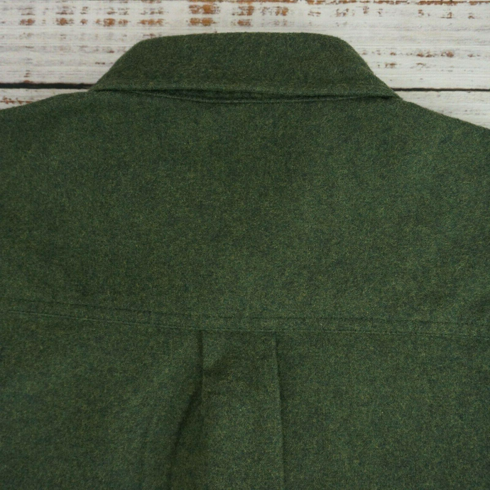 Field Stream Chamois Shirt Loden Green