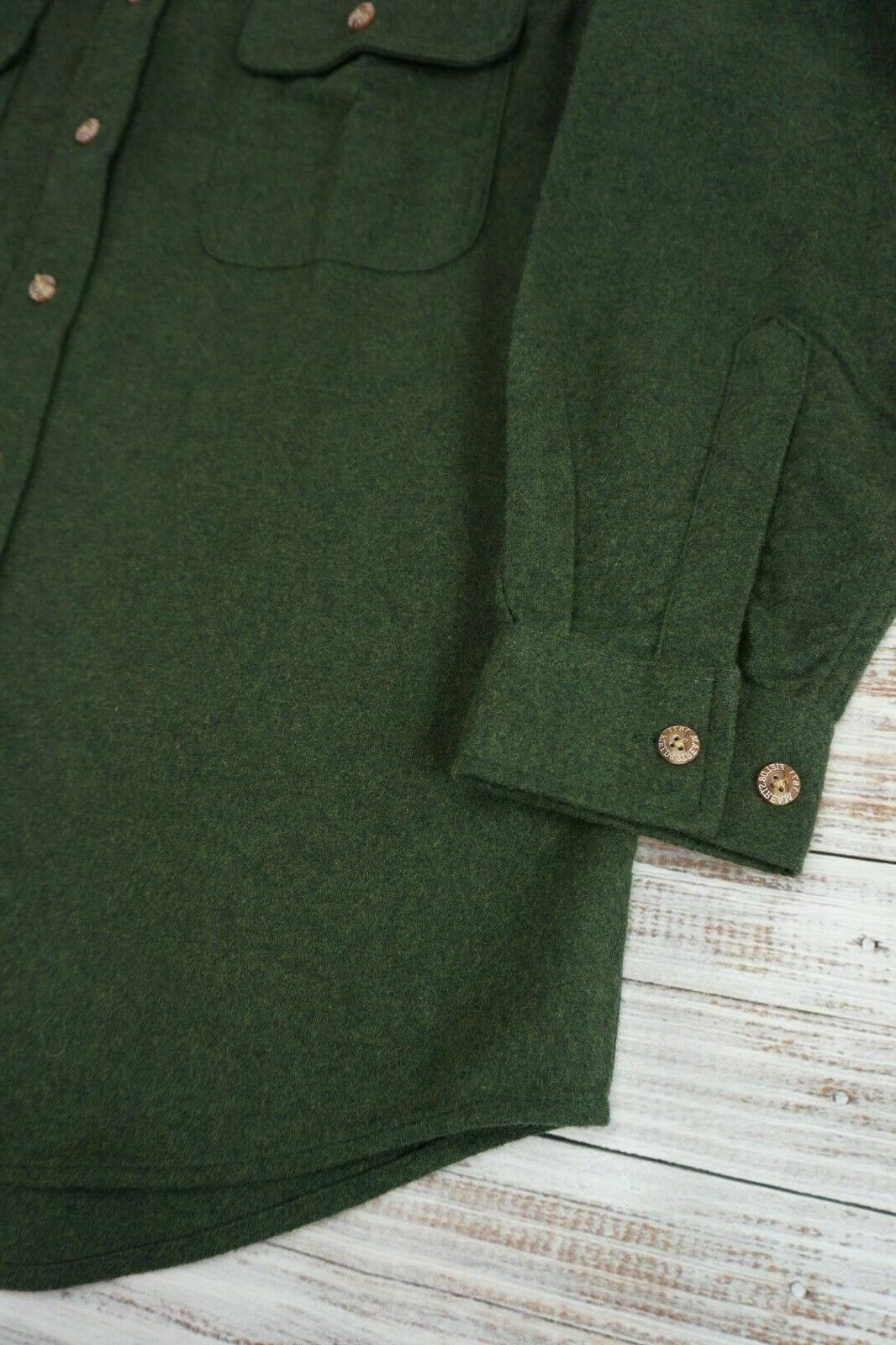 Field & Chamois Shirt Green