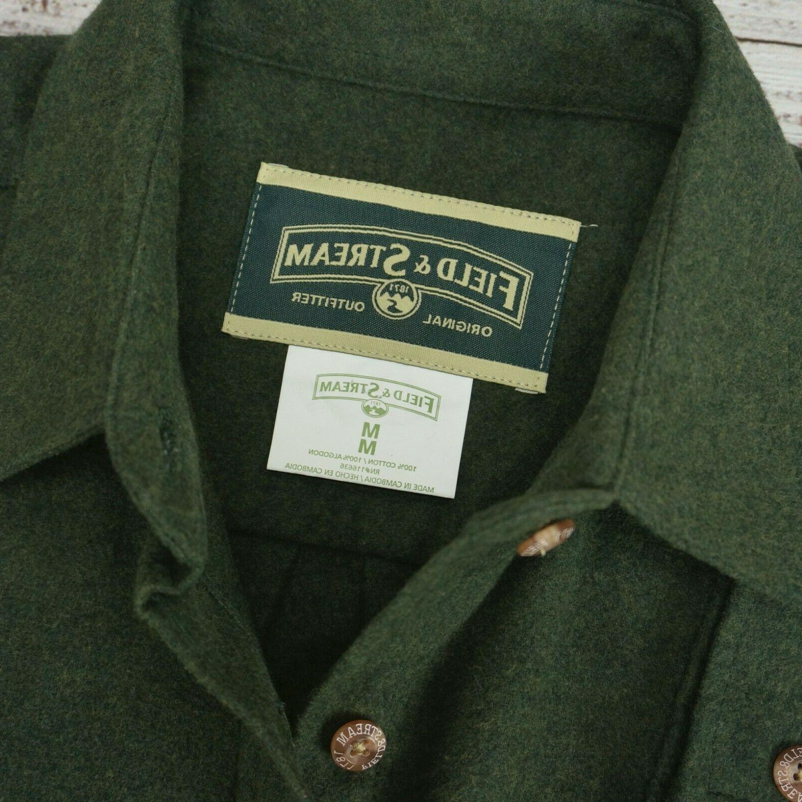Shirt Loden Green -