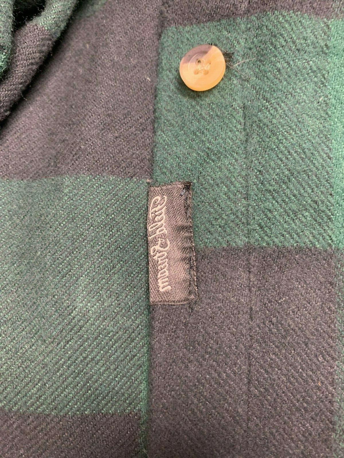 Flannel Shirt Button Up
