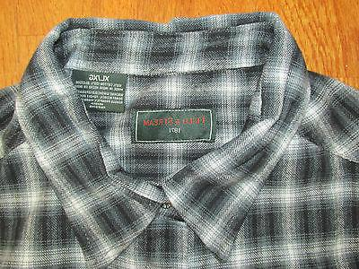 Field Stream Shirt Charcoal LARGE XL XXL NWT