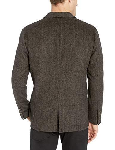 Goodthreads Men's Standard-Fit Blazer, XX-Large