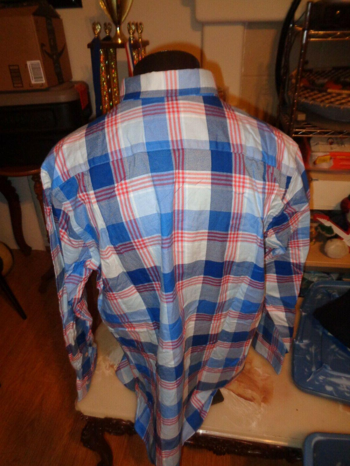 Southern Buttondown Shirt Large