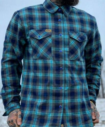 Dixxon Flannel New in Bag Extra-LARGE Pendejo