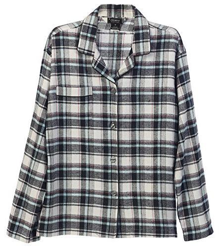Gioberti 2 Flannel Pajamas, Pants Set, 5X Large