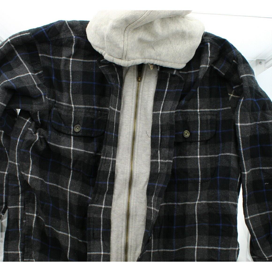 Wrangler Flannel Men's Quilted Button