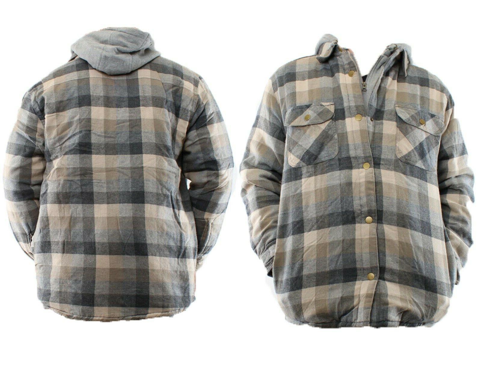Wrangler Flannel Men's Quilted Front