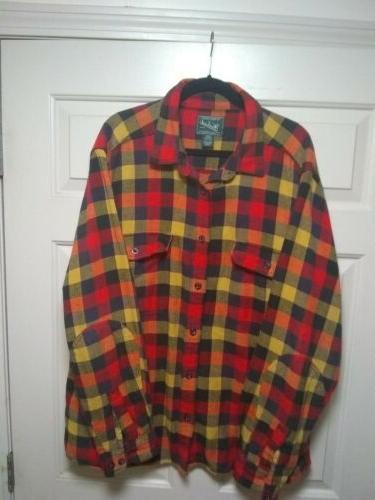 Woolrich Shirt Long Sleeve cotton