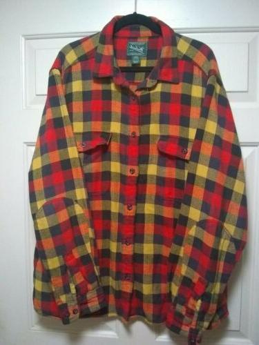 Woolrich Shirt Long Sleeve