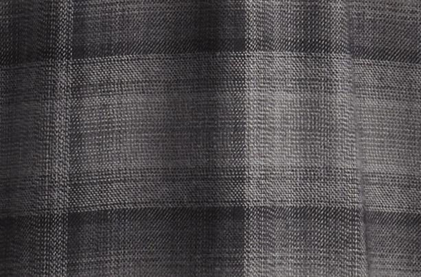 Columbia Flannel Shirt Silver Sleeve BLACK