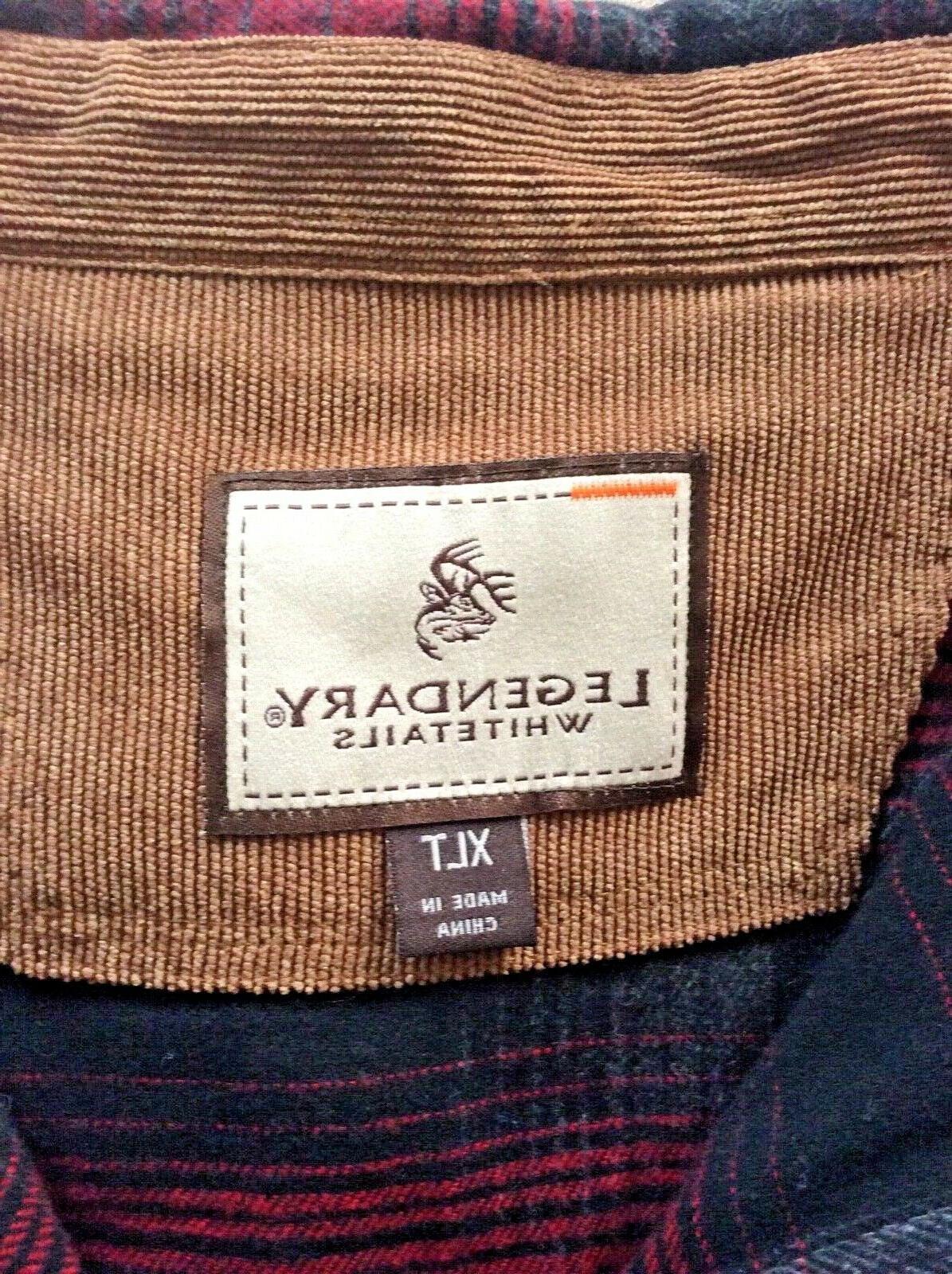 Legendary Whitetails Flannel XLT