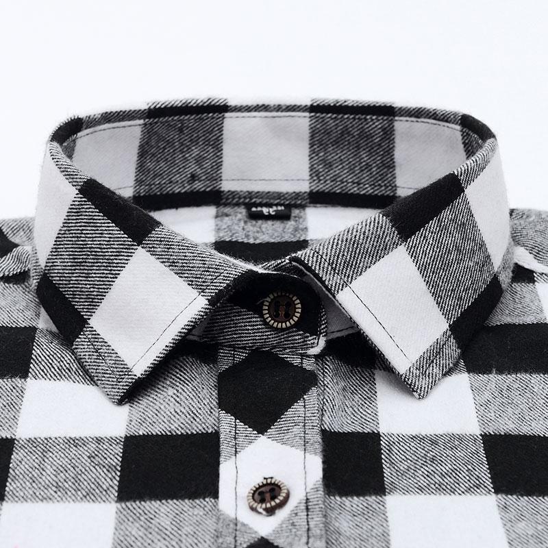 Aoliwen <font><b>Men</b></font>'s Plaid <font><b>Shirts</b></font> Long Sleeve Button Outfit for Out Work <font><b>shirt</b></font>