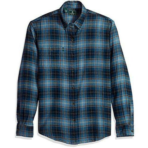 g h bass and co fireside plaid