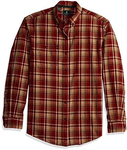 g h bass and co mens plaid