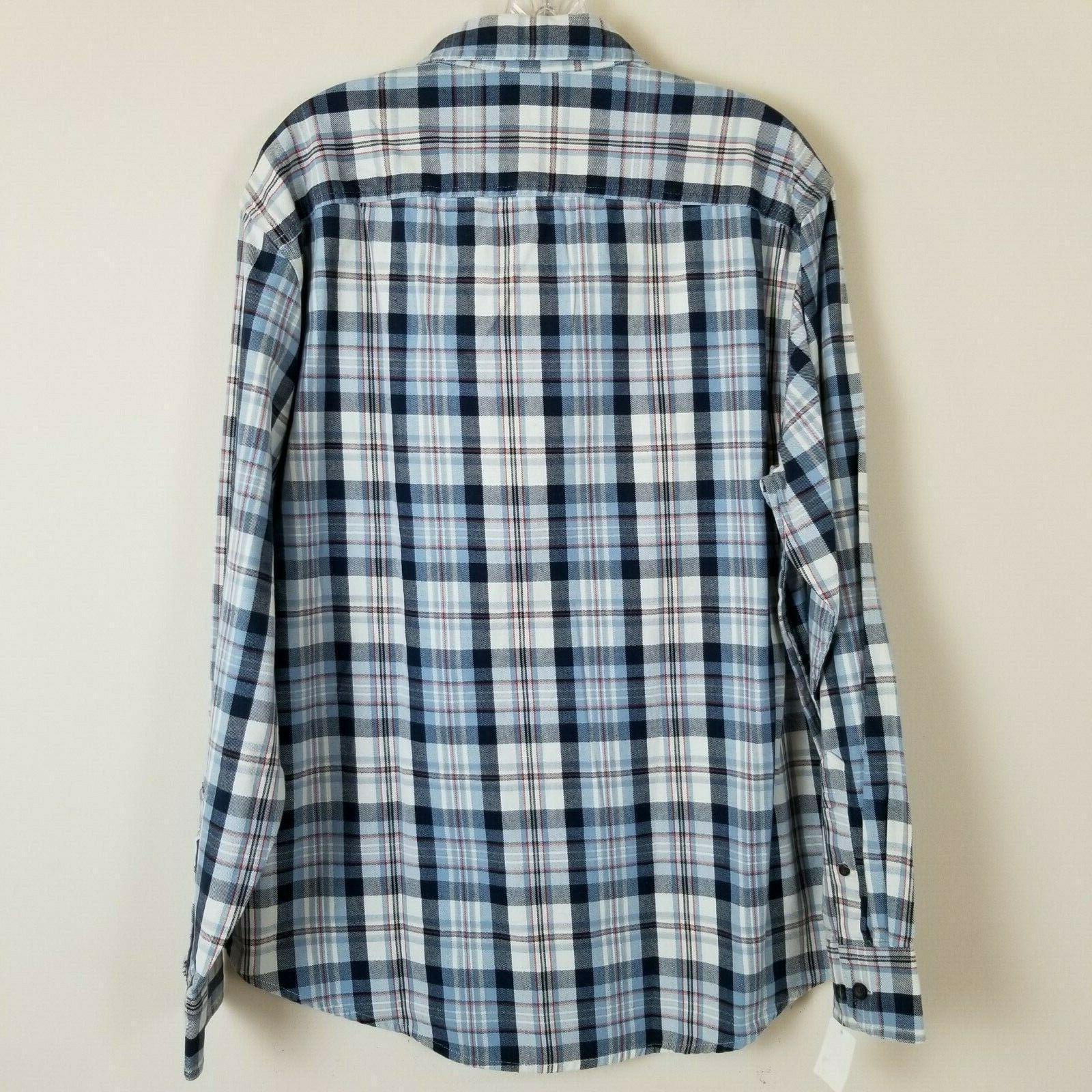 G.H. Mountain Shirt White Medium M NEW