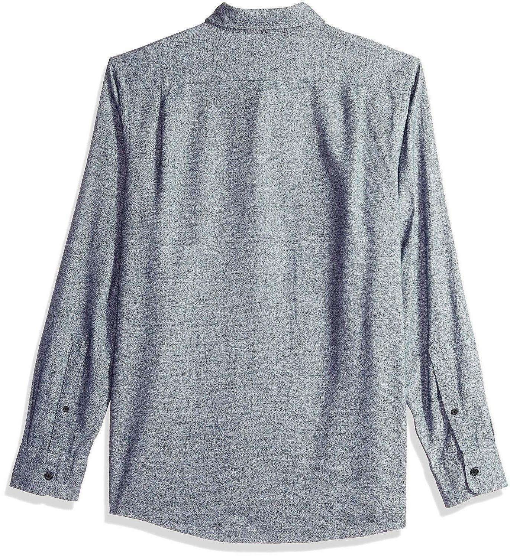 Goodthreads Slim-fit Long-Sleeve Brushed Heather Shirt
