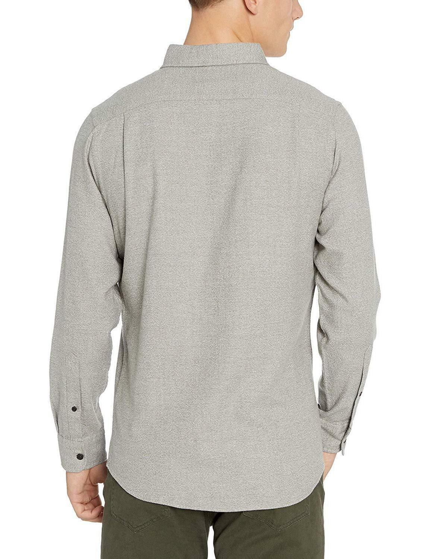 Goodthreads Men's Slim-fit Brushed Heather Shirt